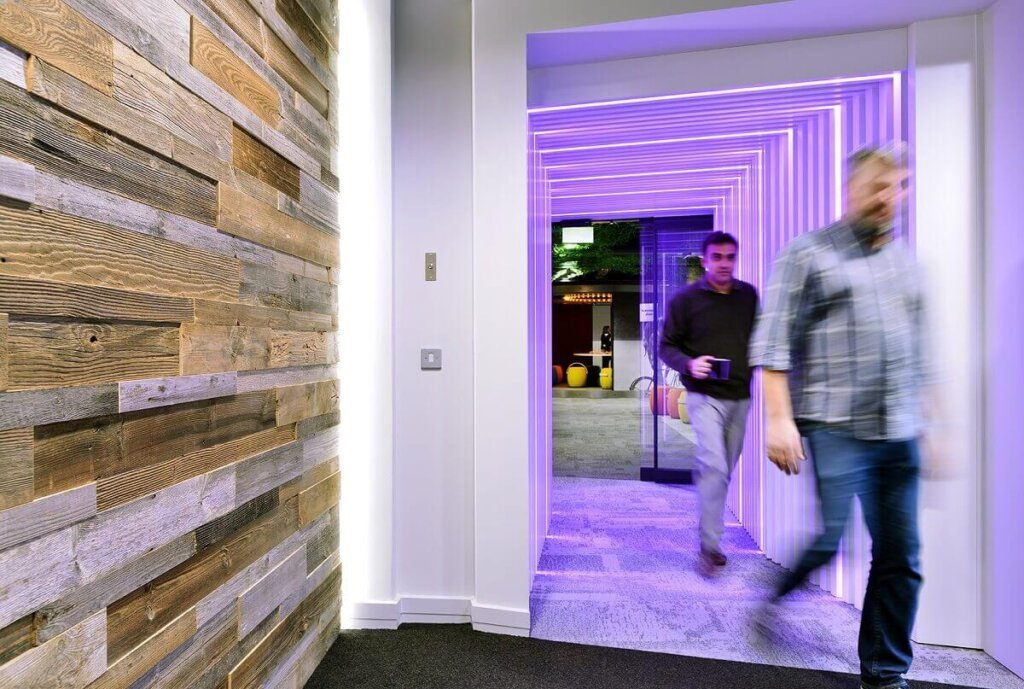 Interior Wall Cladding Russwood S Innovative Timber Design